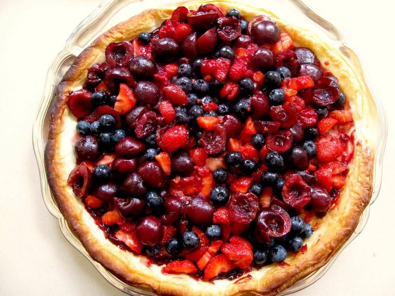 mademoiselle julie charlotte tarte fruits rouges et tarte aux abricots et fond d 39 amande. Black Bedroom Furniture Sets. Home Design Ideas