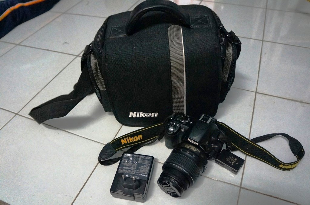 E Dzull Warehouse Malaysia Dslr Nikon D3100 With Nikon Bag