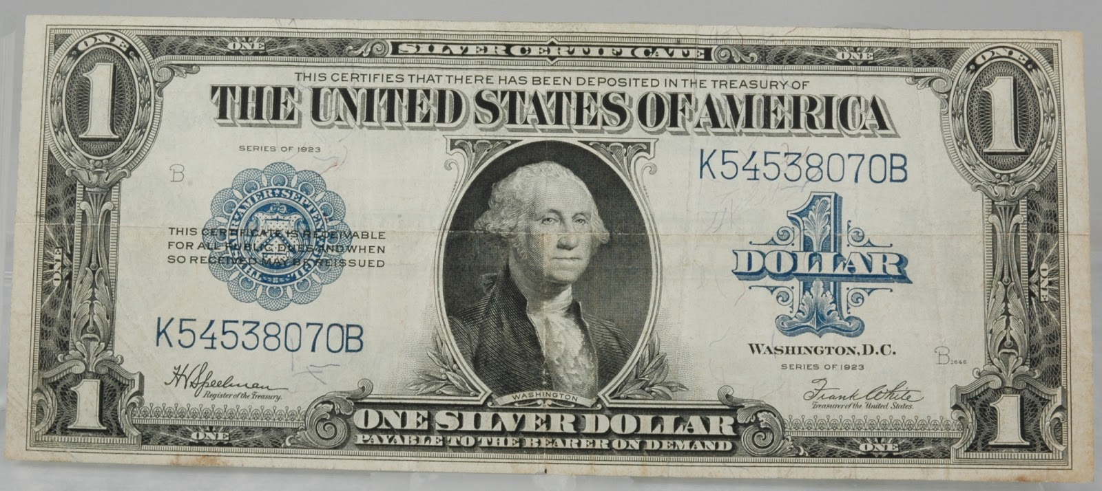 Silver Dollar Bill Value What Can We Use Oil For