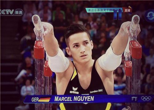 Nude marcel nguyen Marcel Nguyen
