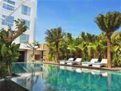 Hotel Bintang 4 di Kuta - Mercure Bali Harvestland Kuta