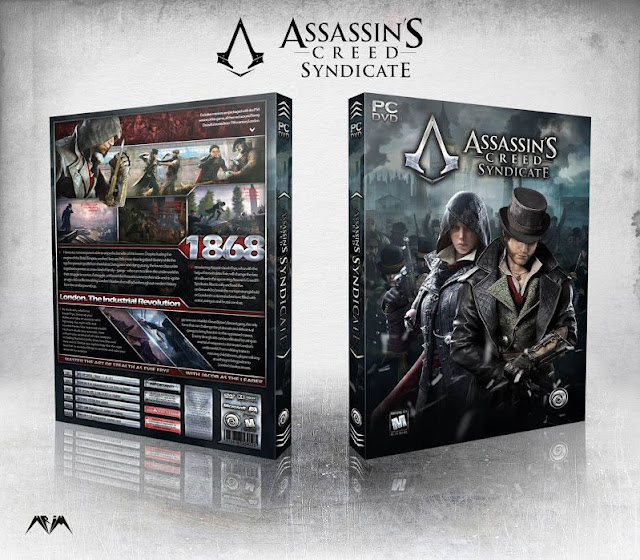 Capa Assassins Creed Syndicate PC [Exclusiva]