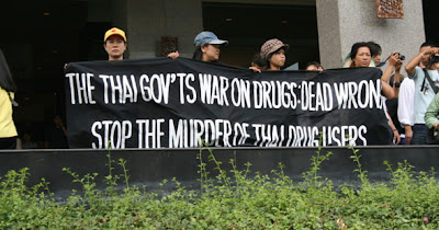 3 Stops on Americas Asian Tour of Shame ThailandWarOnDrugs