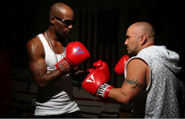 George Zimmerman DMX Celebrity Boxing Match - YouTube