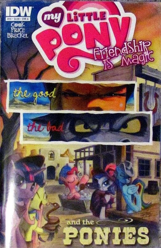 MLP:FiM comic #26 Cover A