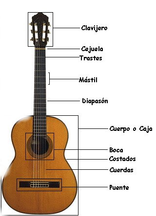 Guitarra (Clases, ejercicios, videos, recomendaciones y mucho más ...