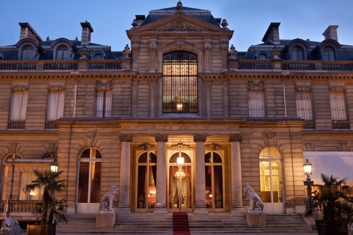 loveisspeed musee jacquemart andre in paris. Black Bedroom Furniture Sets. Home Design Ideas