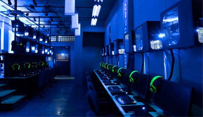 Bisnis Game Center