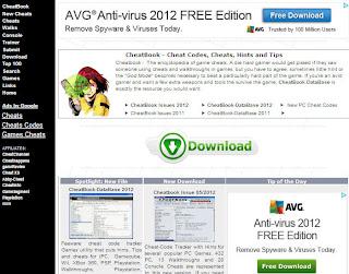 cheatbook database 2012 online