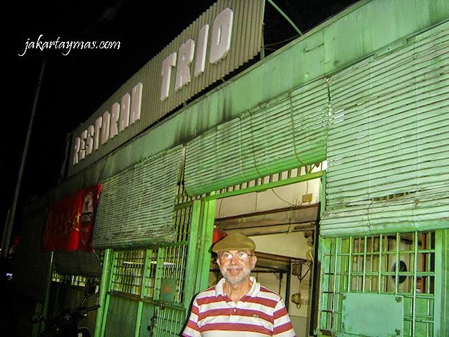 Restaurante Trio en Yakarta