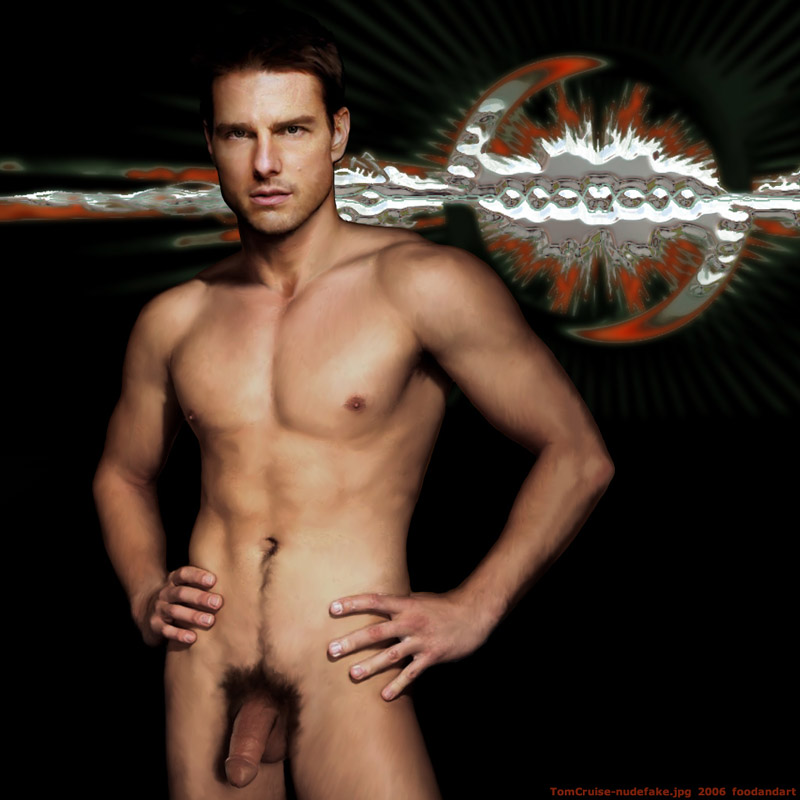 Tom Cruise Nude - leaked pictures & videos