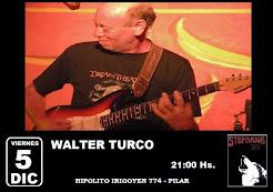 Walter Turco 5 de Diciembre