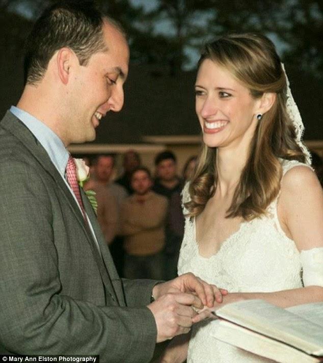 Liza Heaton Married