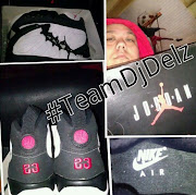 "Here is a look at the 2013 Air Jordan 9 ""XX8 Days Of Flight"" Sneaker in . (dj delz og )"