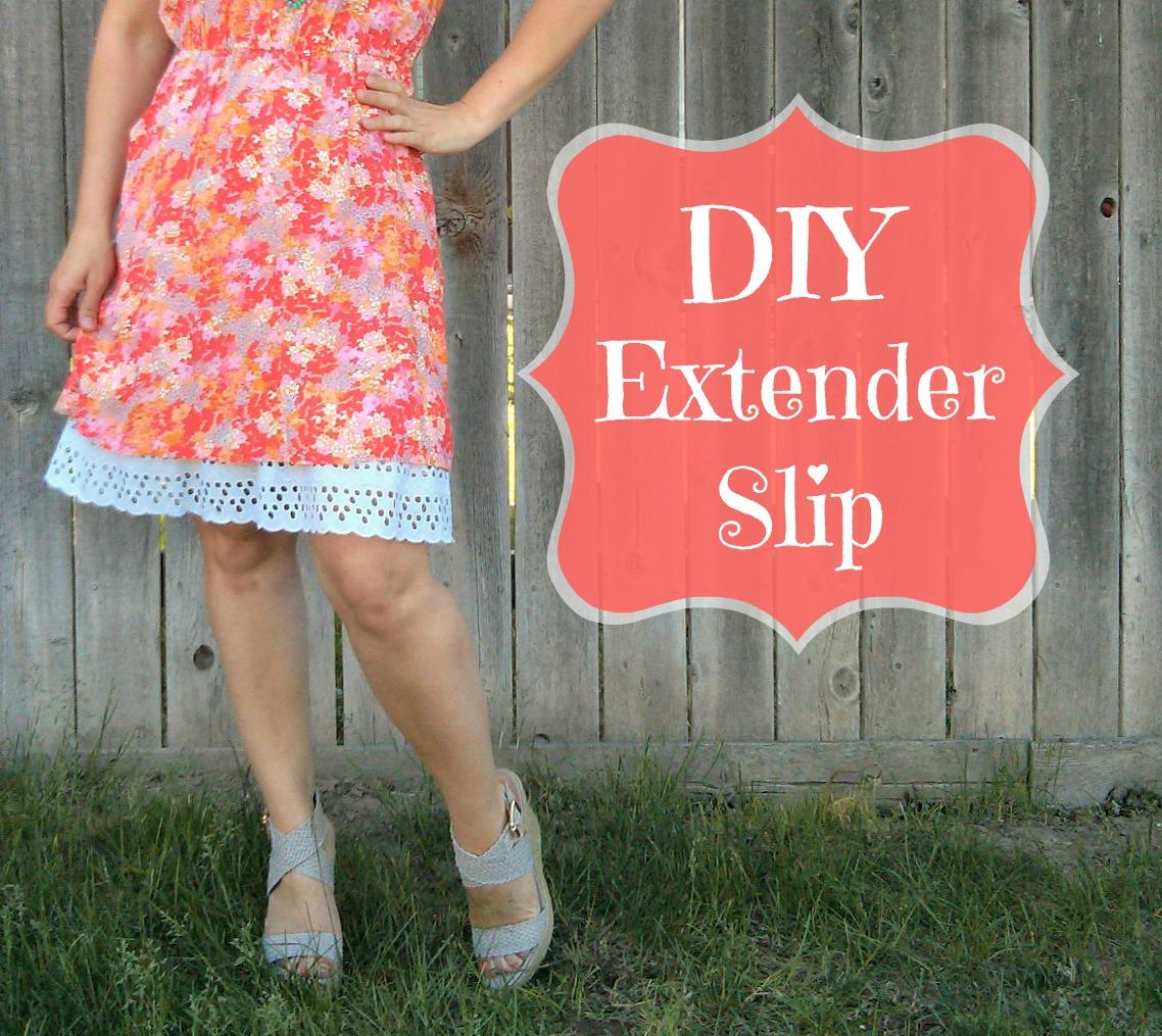 Diy slip extender