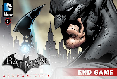 Batman Arkham City- End Game