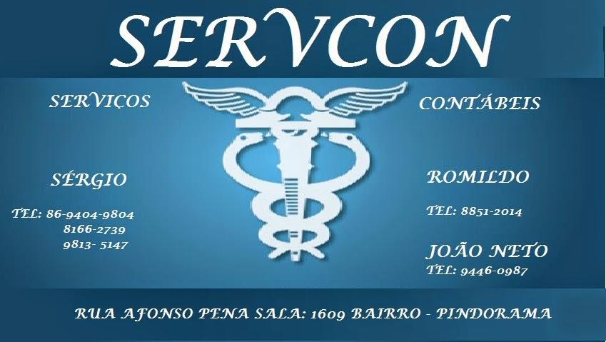SERVCON CONTABEIS