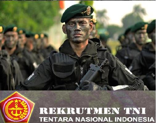 Lowongan TNI, Pengumuman Tentara, Loker SMA TNI, Lowongan SMA