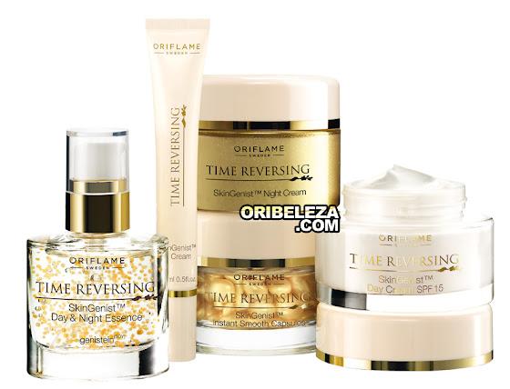 Time Reversing SkinGenist™ da Oriflame