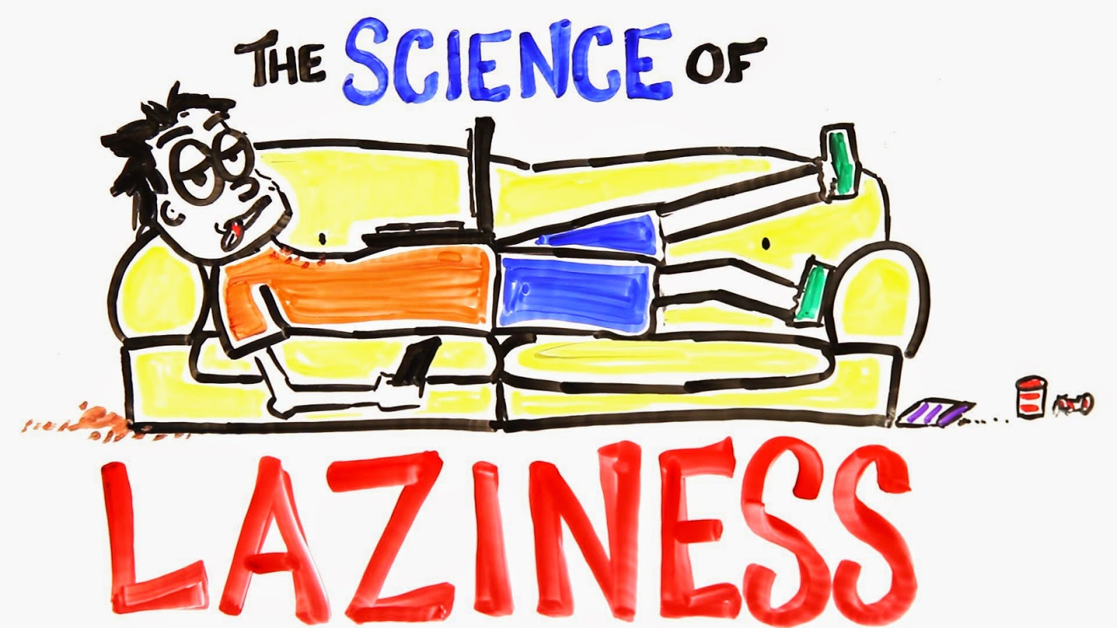The Science Of Laziness: 'Couch Potato' Gene Influences Your Physical Activity Level