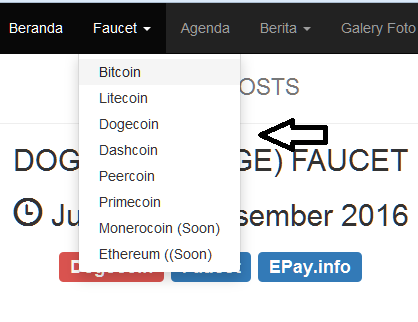 bitcoin dice sites with faucet