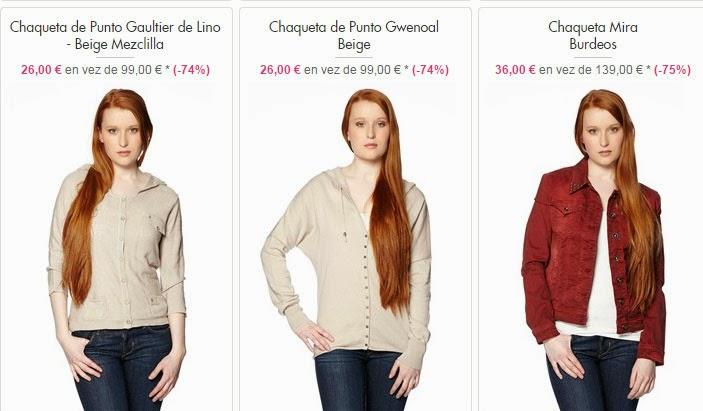 chaquetas mujer freeman