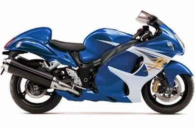 moto Hayabusa 2014 versão comemorativa de 50 anos