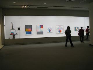 akira kubo abstract painting
