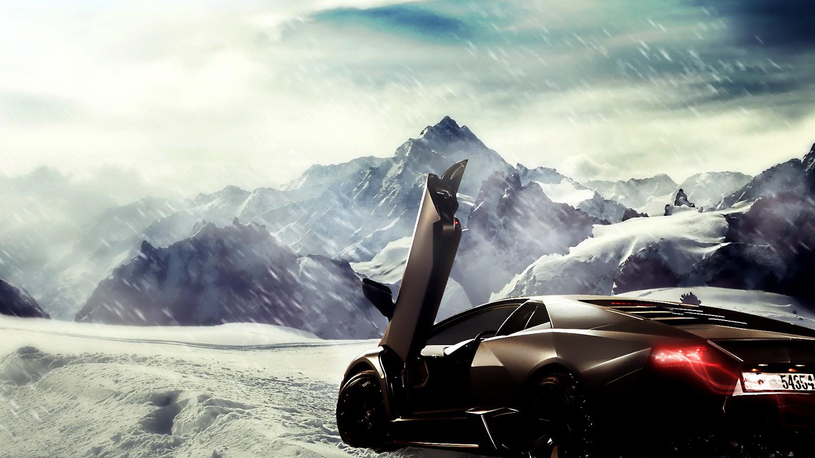 Lamborghini Aventador Wallpaper Free HD