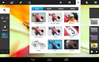 Photoshop Touch untuk Tablet dan Ipad