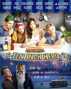 Küçük Kahramanlar Ten Inch Hero 2007 Türkçe Dublaj DVDRip XviD