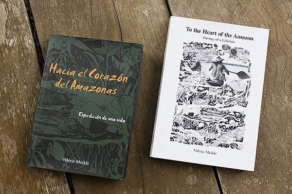 To the Heart of the Amazon / Hacia el Corazón del Amazonas
