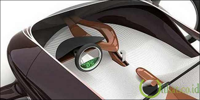 Mobil Konsep MAG LEV