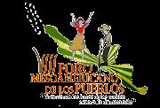 Encuentro internacional de resistencias 8, 9 y 10 de abril de 2011, . logo viii foro mesoamericano minatitlan