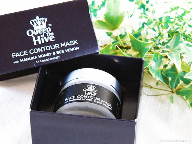 Wedderspoon, Face Contour Cream