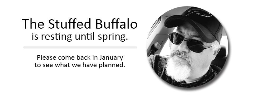 The Stuffed Buffalo