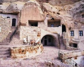 The village looked Stone, Kandovan Image