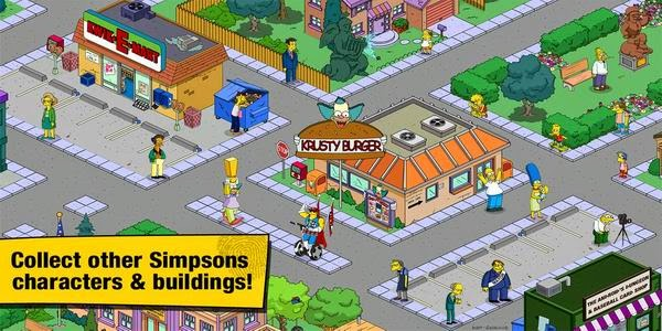 The Simpsons™: Tapped Out v4.9.5 [Mega Mod]