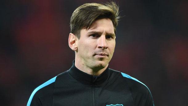 Messi quiere ganar la segunda Champions consecutiva del Barça