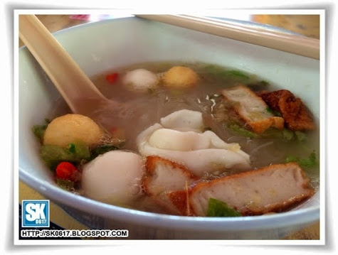 Hor Hee - The Fishball Noodles in Ipoh