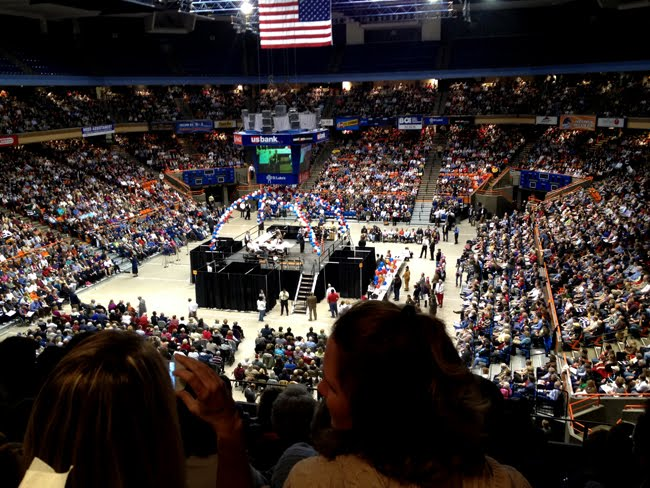 Idaho Caucus 2012