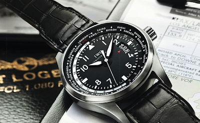 IWC WORLDTIMER
