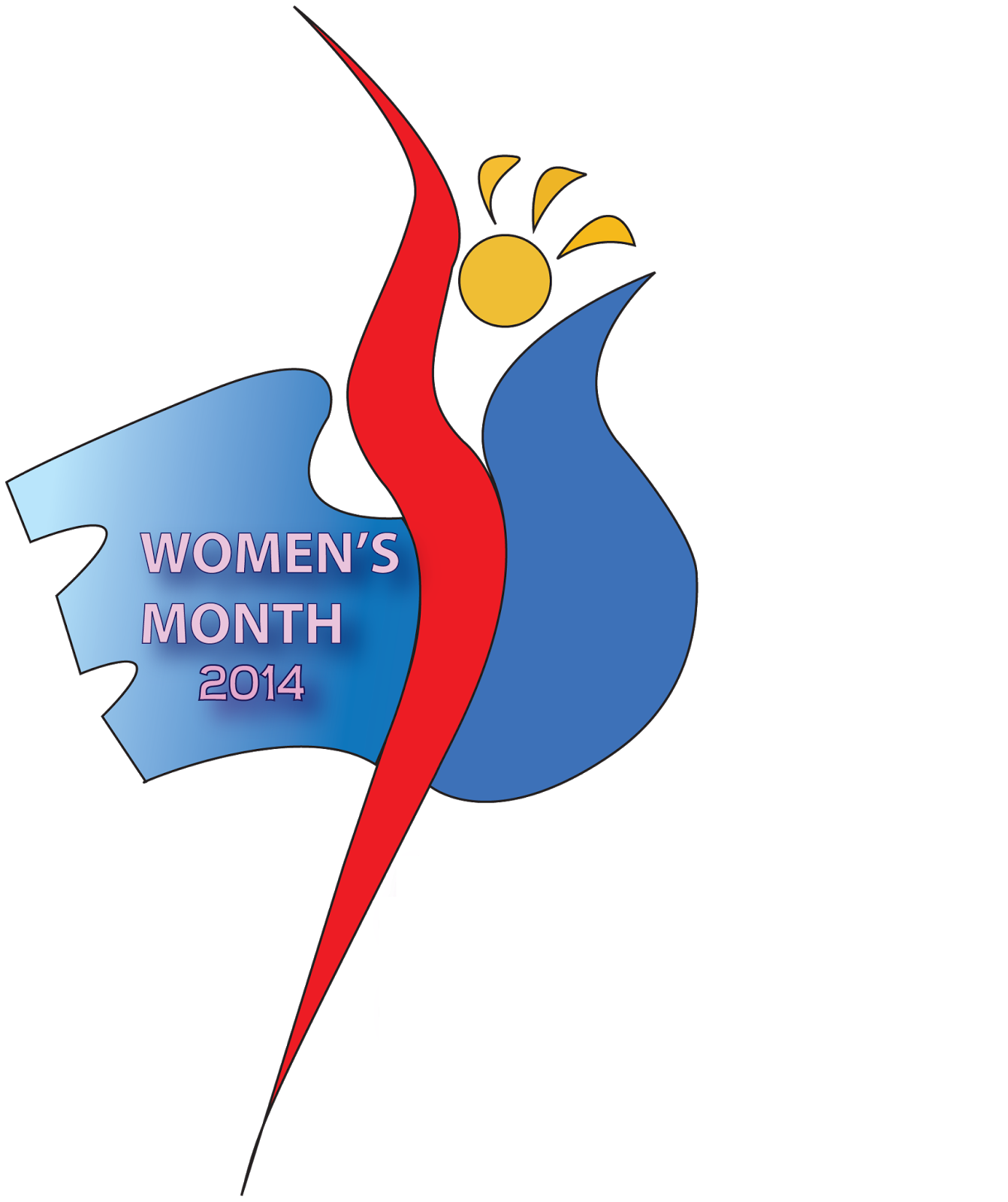Women's Month 2014 Logo