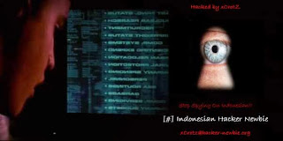 Hacktivist Anonymous Indonesia