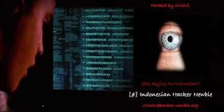 Hacktivist Anonymous Indonesia