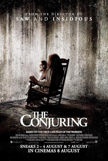 xem phim Ám Ảnh Kinh Hoàng - The Conjuring 2013 hd online