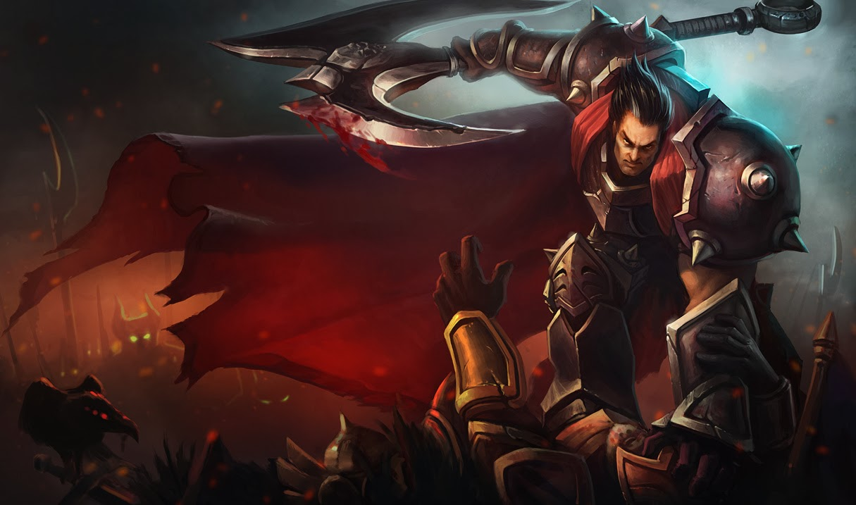 Darius League of Legends Wallpaper