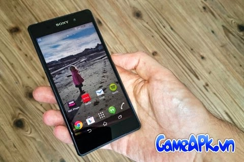 Những thủ thuật hay dành cho điện thoại Xperia Z2