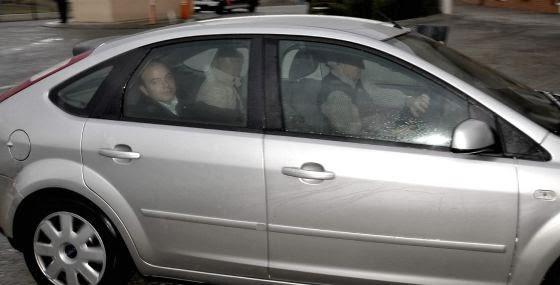 Seguridad: No deje el coche abierto