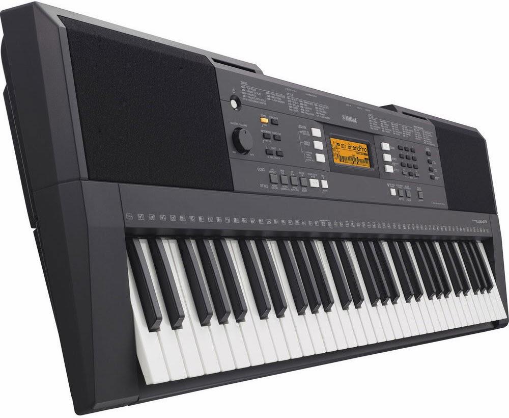 Tentang Keyboard Yamaha Psr